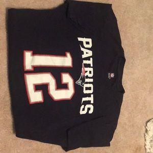 Kids NFL Patriots T-shirt.